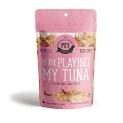 Tuna Flakes by Granville Pet Treatery