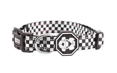 The Checkerboard   Collar
