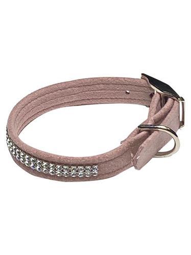 Glamour Girl Collar, Rosewood