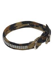 Glamour Girl Collar, Leopard