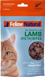 K9 Natural Feline Freeze Dried Bites Lamb 1.76 Oz.