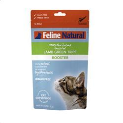 K9 Natural Feline Freeze Dried Booster Lamb Tripe 2 Oz.