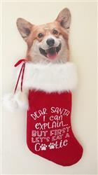Dear Santa Xmas Stockings