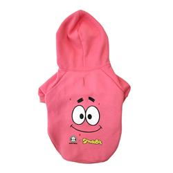 SpongeBob™ Patrick Face Hoodie | Dog Clothing