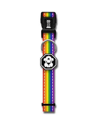 The Pride Rainbow Flag | Collar