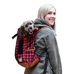 K9 SPORT SACK URBAN 2 PLAID
