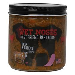 Food in Jars - Beef & Greens 15oz. Jars