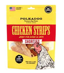 Chicken Strip Shorties - 3oz Pouch
