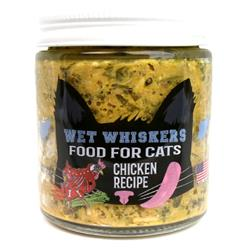 Wet Whiskers - Chicken Recipe 4oz. Jars