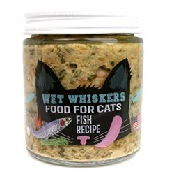 Wet Whiskers - Fish Recipe 4oz. Jars