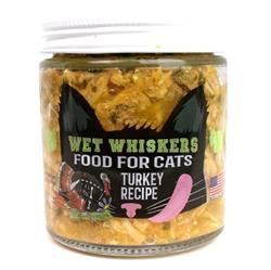 Wet Whiskers - Turkey Recipe 4oz. Jars