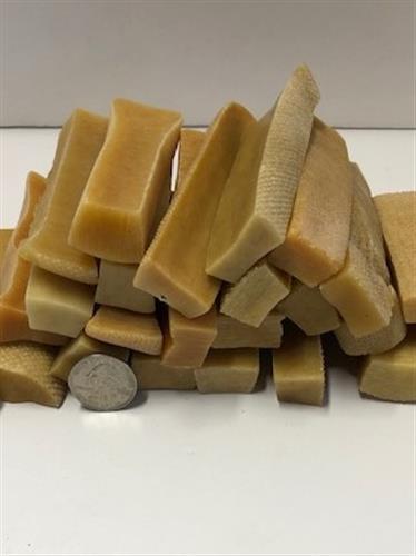 Penny Pet Yak Pack Milk Chew Sticks - Large Sticks - 3 pak sizes to choose from