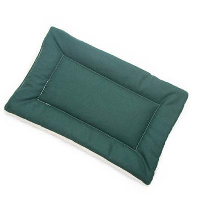 Evergreen Denim Fabric Flat Pet Bed (limited quantities)