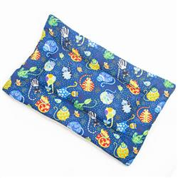 Catmosphere Cotton Fabric Flat Pet Bed