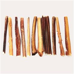 "6"" Odor Free Skinny Bully Sticks"