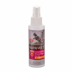 Antimicrobial Wound Spray