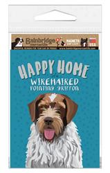 """Wirehaired Pointing Griffon Magnet 3.56"""" x 4.75"""""""