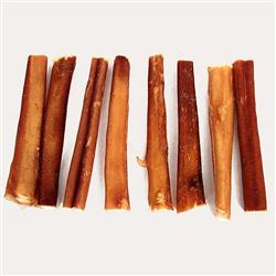 "6"" Odor Free Thick Bully Sticks"