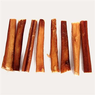 "6"" Odor Free Thick Bully Sticks"