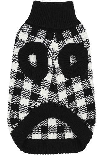 Buffalo Checkered Sweater, Deer