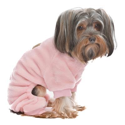 Velour Pajama, Blush Pink