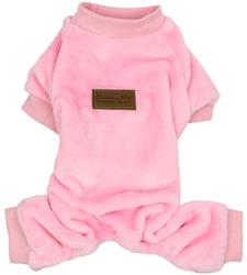 Velour Pajama, Blush Pink