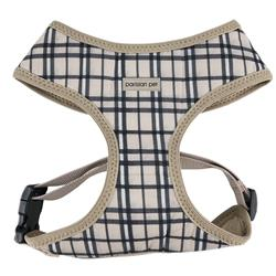 Khaki Plaid Freedom Harness