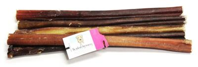 "12"" Odor Free Thick Bully Sticks"