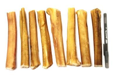 "6"" Odor Free Thick Bully Sticks - 8oz. Value Pack"
