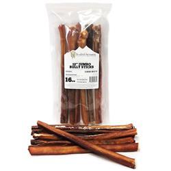 """12"""" Odor Free Jumbo Bully Sticks - 16oz. Value Pack"""
