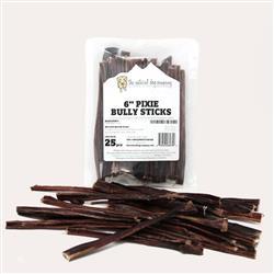 "6"" Odor Free MiniBulls (Pixie Sticks) - Bulk"