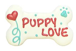 "6"" Puppy Love Bone - Bulk - 6 Ct Case"