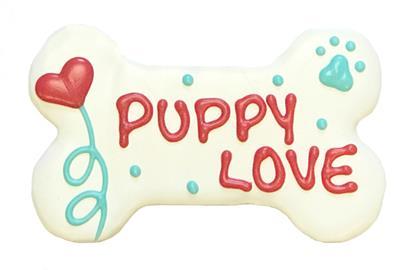 "6"" Puppy Love Bone - Bulk - 6 Ct Case"
