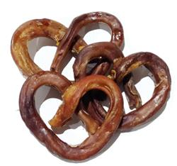 "4-5"" Pretzel Bully Sticks - Bulk"