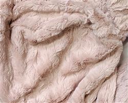 Blanket, Bella Blush Pink Medium