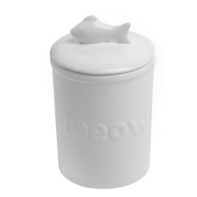 Felix Treat Jar