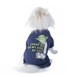 Star Wars Judge Me By My Size Dog Tee