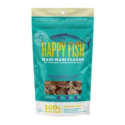 Happy Fish Mahi-Mahi Flakes 1oz Cat Treats