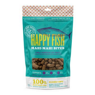 Happy Fish Mahi Mahi Bites 2.5oz Cat Treats
