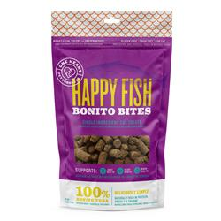 Happy Fish Bonito Bites 2.5oz Cat Treats