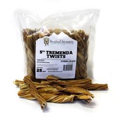 "6"" Tremenda Twists - For Individual Sale"