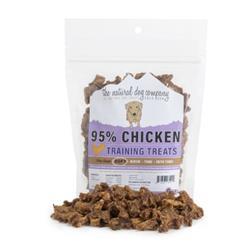 Chicken Training Bites (95% Meat) - 6oz Bag