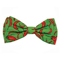 Chili Peppers Bow Tie by Huxley & Kent