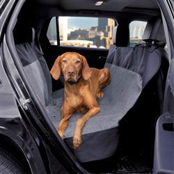 Bergan® Auto Hammock Seat Protector (Grey & Black)