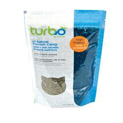 Turbo® Bulk Catnip Resealable Pouch (3.5 oz)