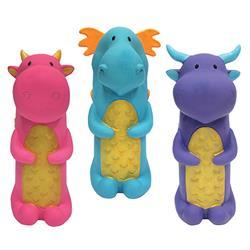 "fouFIT™ Dragon Cruncher Toy (8"" - 8.5"") - Case of 3"