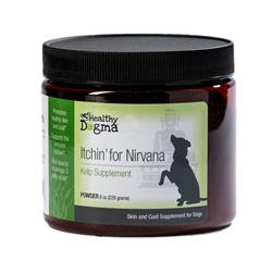 Itchin' for Nirvana Skin & Coat Canine Supplement - 8oz