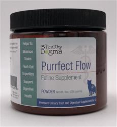 Purrfect Flow Urinary Tract & Digestion Supplement for Cats - 8oz