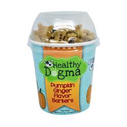 Pumpkin Ginger 6.2 oz Mini Bones - Cup Biscuits