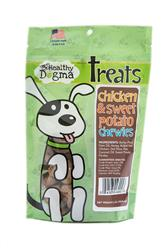 Chicken and Sweet Potato Chewies - 6oz Bag